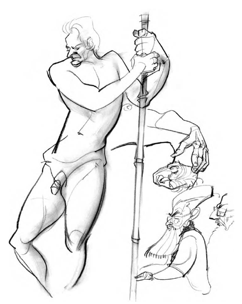force dynamic life drawing for animators pdf