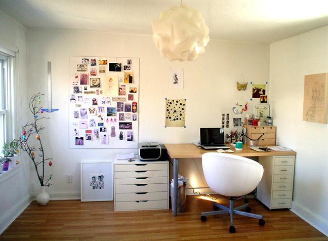 Как сделать уютным свое рабочее место в офисе