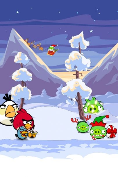 angry-birds-iphone-background-wreck-the-halls